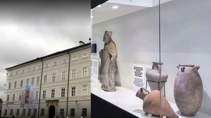 Австрия возвращает России ценности, вывезенные нацистами из Темрюкского музея