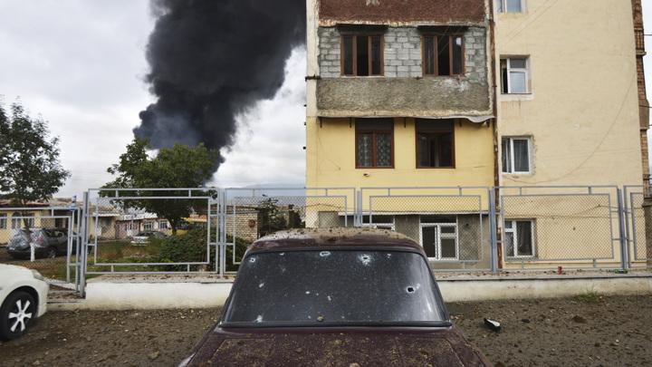 Карабах. Успехи и потери Азербайджана и Армении