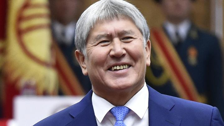 Суд в Киргизии отменил приговор Атамбаеву