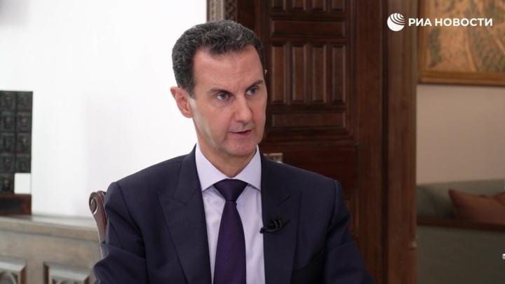 """Башар Асад привился """"Спутником V"""""""