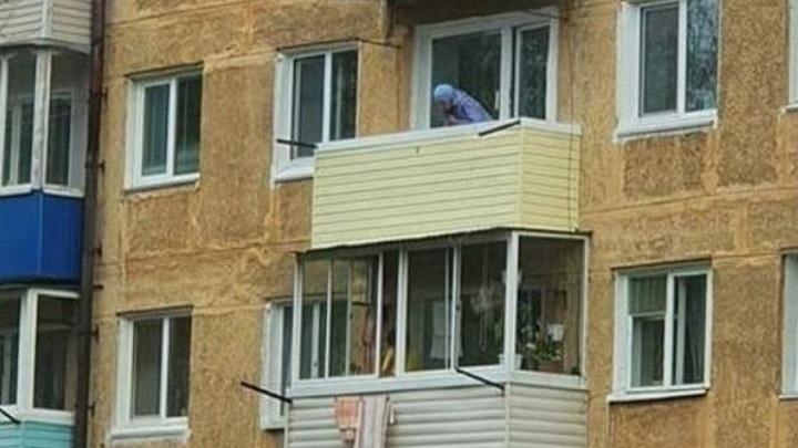 Спортсмен сорвался с пятого этажа во время тренировки в Калининграде