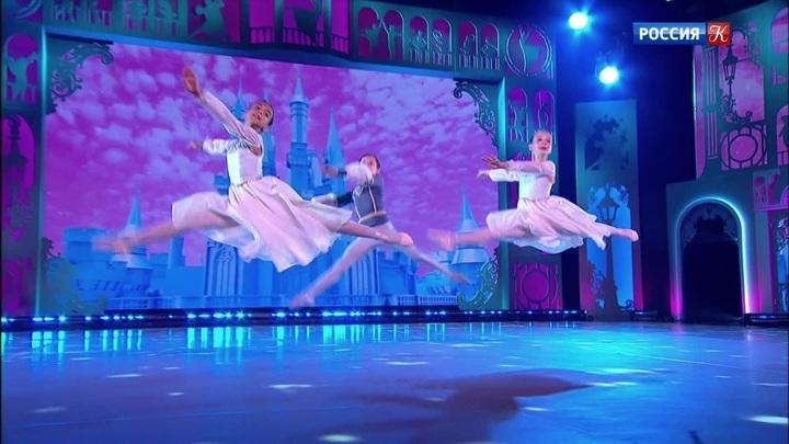 Новый выпуск проекта «Большие и маленькие» посвящен классическому балету