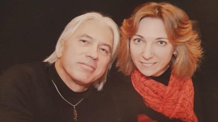 Дмитрий Хворостовский и Светлана Ефимова