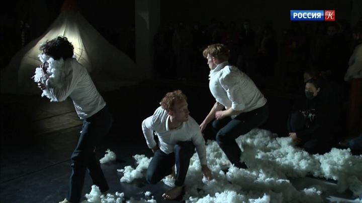 На фестивале Context Дианы Вишнёвой показали спектакль «Воздух»
