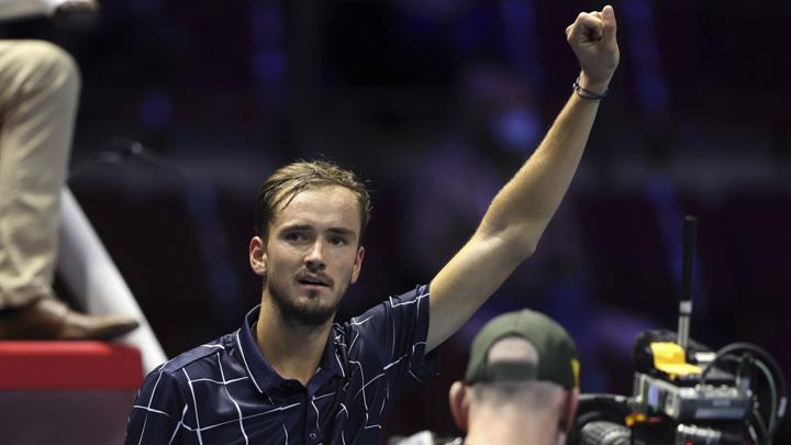 Даниил Медведев выиграл десятый титул в карьере