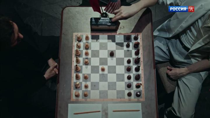 В Москве прошла премьера мюзикла «Шахматы»