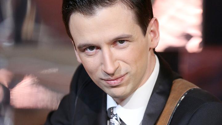 """Участник проекта """"Большой джаз"""" Максим Шибин / Автор: Вадим Шульц"""
