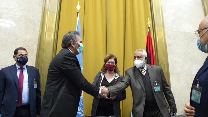 ООН приветствовало заключение соглашения о прекращении огня в Ливии
