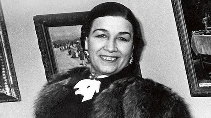 120 лет со дня рождения Лидии Руслановой