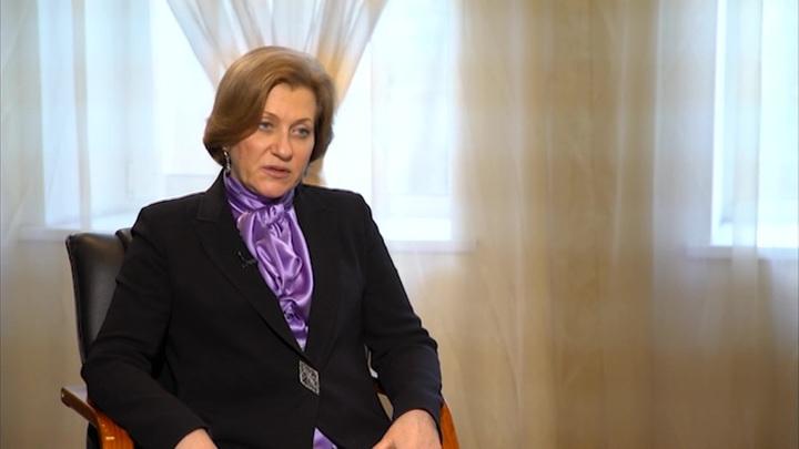 Анна Попова: всеобщий масочный режим – вынужденная мера. Интервью с Марией Бондаревой