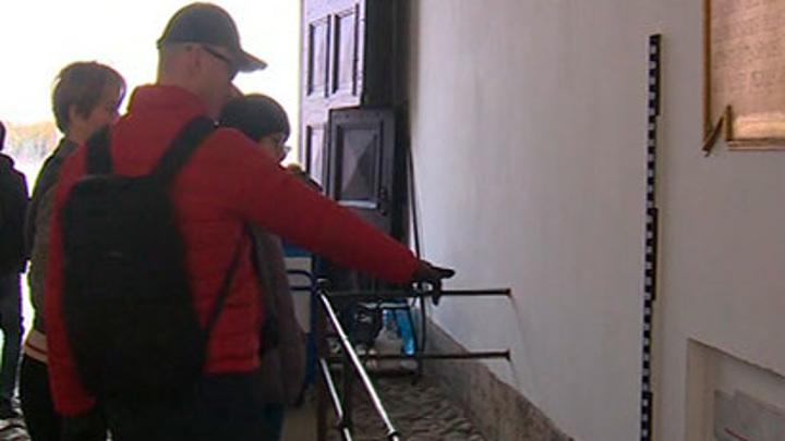 В Петропавловской крепости восстановили летопись петербургских наводнений