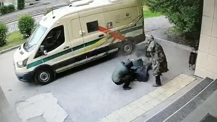 Организатор налета на инкассаторов в Красноярске осужден на 11 лет
