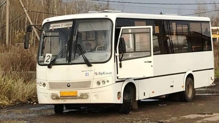 Курившей в костромском автобусе кондукторше грозит штраф