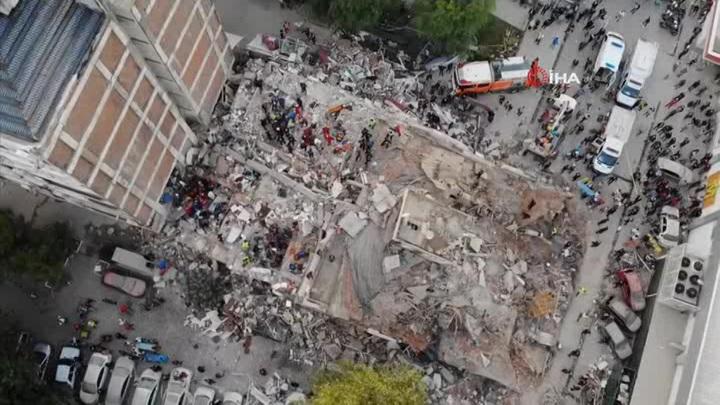 Греция и Турция договорились о взаимопомощи при ликвидации последствий землетрясения