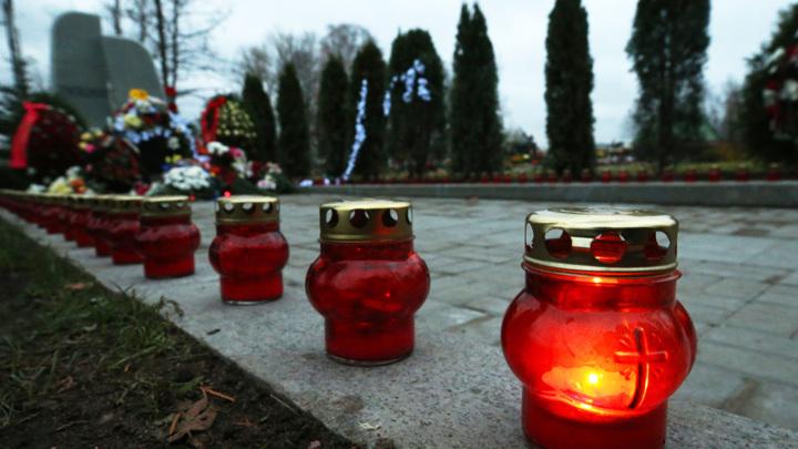 В Петербурге отслужили панихиду по погибшим над Синаем россиянам