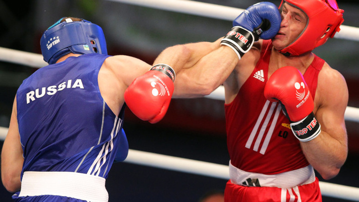 Федерация бокса России изучает ситуацию с дракой чемпиона Европы Иванова