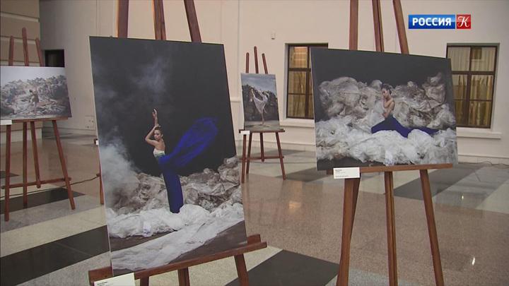 «Le Souffle. Дыхание». Артисты балета посвятили фотовыставку проблемам экологии