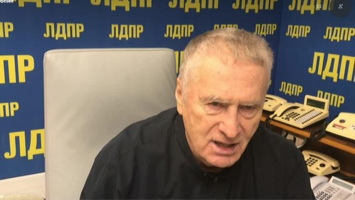 Жириновский о Жванецком: его воспринимали как товарища, соседа, учителя