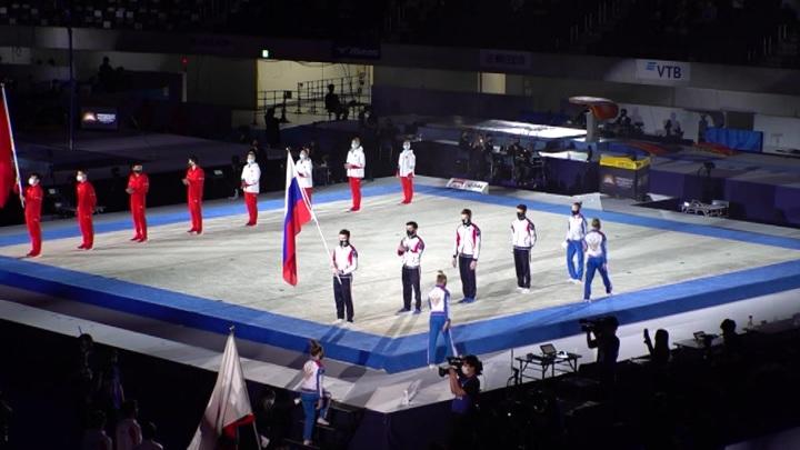 Спортивная гимнастика на фоне вируса: в Токио прошли экспериментальные соревнования сборных
