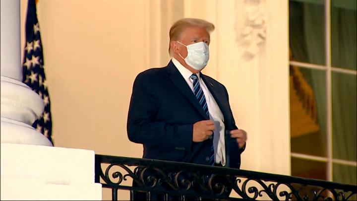 Ношение маски снова станет обязательным в палате представителей США