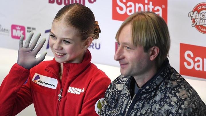 Татьяна Тарасова: Плющенко не вложил в Трусову ничего нового