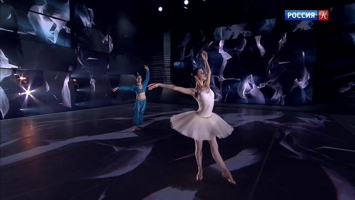 """Новый выпуск проекта """"Большой балет"""" на телеканале """"Культура"""""""