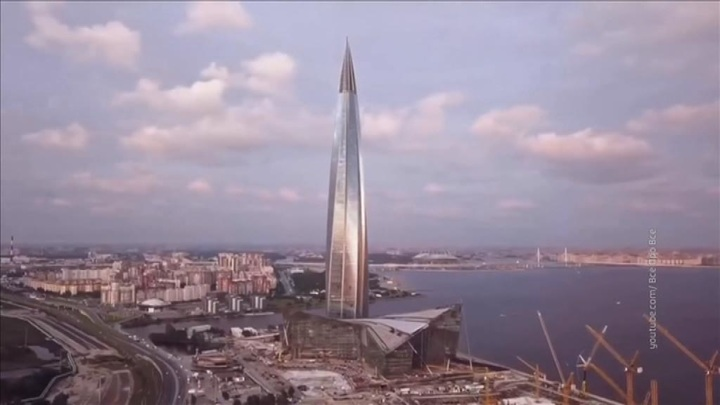 Российский небоскреб впервые получил престижную премию Emporis