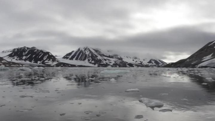 Арктические моря переполнились метаном