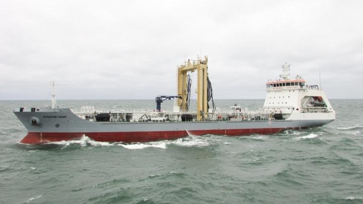 Северный флот России вошел в Северное море