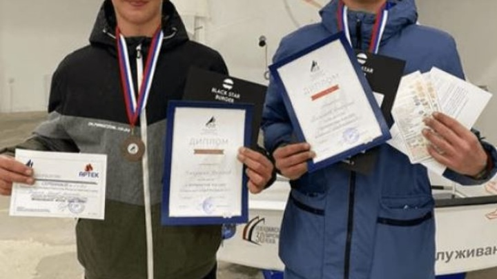 Донские яхтсмены завоевали два золота и бронзу первенства России