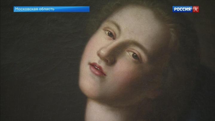 Вмузее-усадьбе «Остафьево» открылась выставка портретов художника Пьетро Ротари