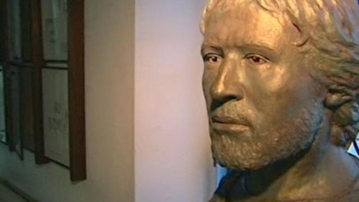 Ученые Херсонеса воссоздали облик древнего мужчины эпохи Средневековья