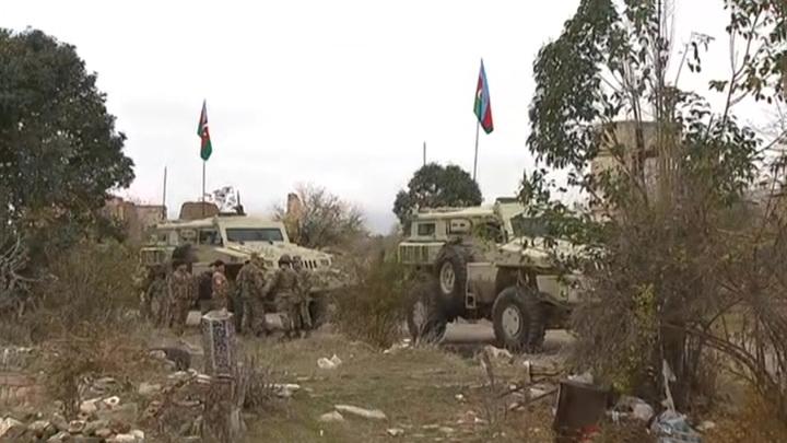 Азербайджан заявил о попытке перехода границы армянскими диверсантами