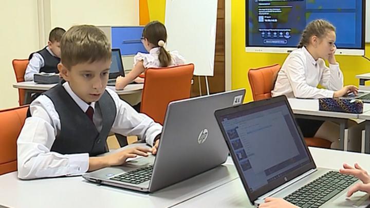 Новосибирских детей обучают современным IT-направлениям