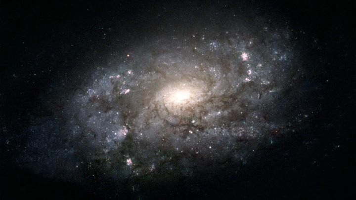 Катастрофа делает Млечный Путь уникальным в ряду других спиральных галактик.