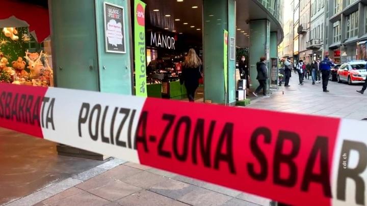 Нападение в Лугано: преступница призналась в связях с террористами