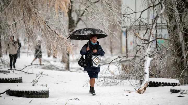 Редкое событие: температура в центральной России скакнет с -25 до +3