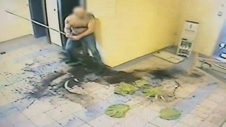 Мужчину отправят под суд за погром в мурманской гостинице