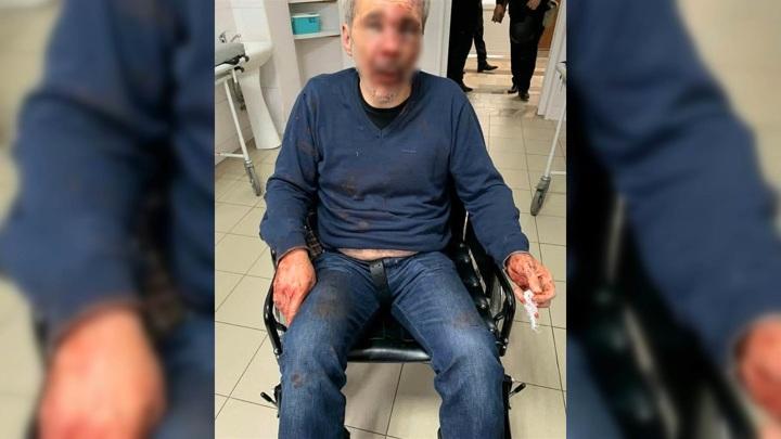 Учитель попал в больницу после конфликта со стрельбой в лицее Нальчика