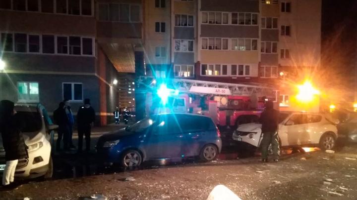 Двое взрослых и трое детей погибли при пожаре в Саратовской области