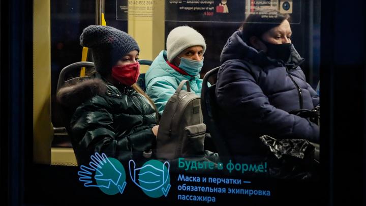График работы московского транспорта в рождественскую ночь будет продлен