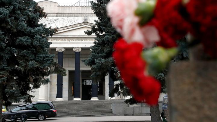 В Пушкинском музее прощаются с Ириной Антоновой