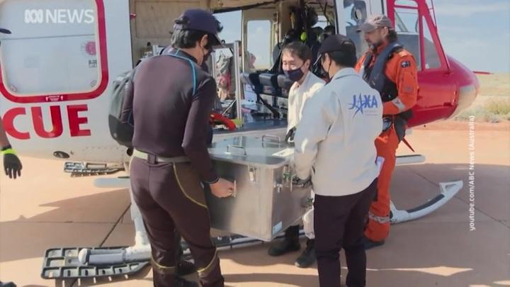 Япония доставила грунт с астероида Рюгу, Китай добыл лунный реголит