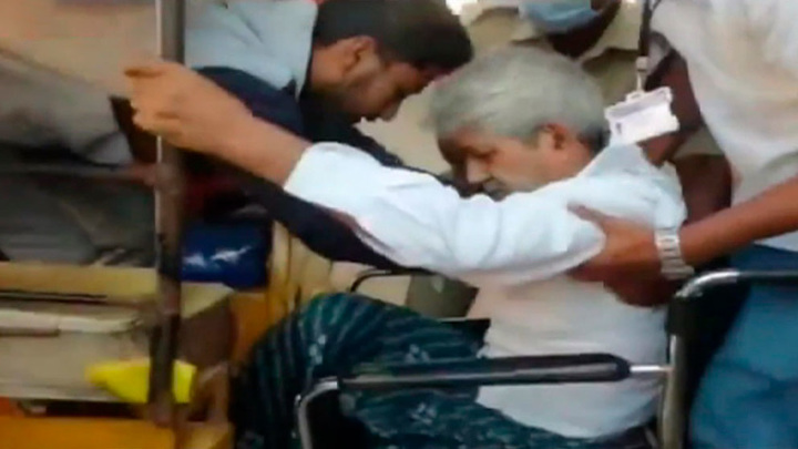 Вспышка неизвестной болезни в Индии: один погиб, сотни в больницах