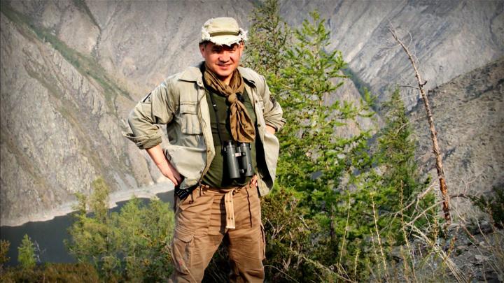 Сергей Шойгу переизбран президентом Русского географического общества