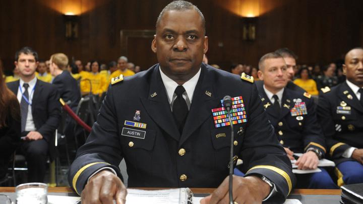 На пост министра обороны США впервые утвердили афроамериканца