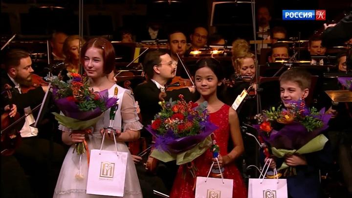 Объявлены победители Международного конкурса юных музыкантов «Щелкунчик»