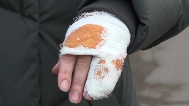 Жительница Домодедова отбилась от вооруженного ножом грабителя