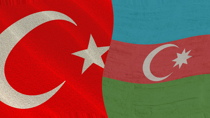 Тайип Эрдоган прибыл с визитом в Азербайджан