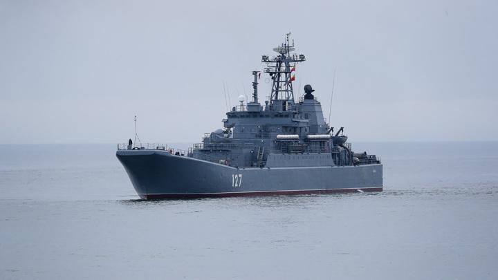 ВМФ России до конца года получит четыре боевых надводных корабля
